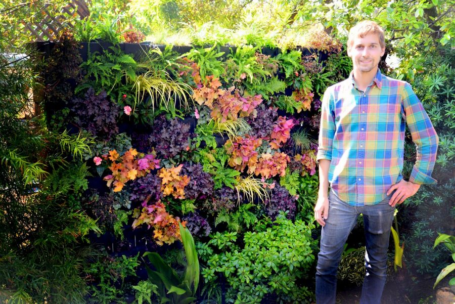 Brandon Pruett Living Green Design Florafelt System