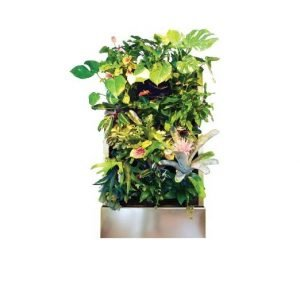 Florafelt Recirc 24-Pocket Wall-Mounted Vertical Garden