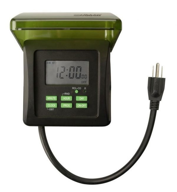 Woods 50015 Outdoor Digital Timer