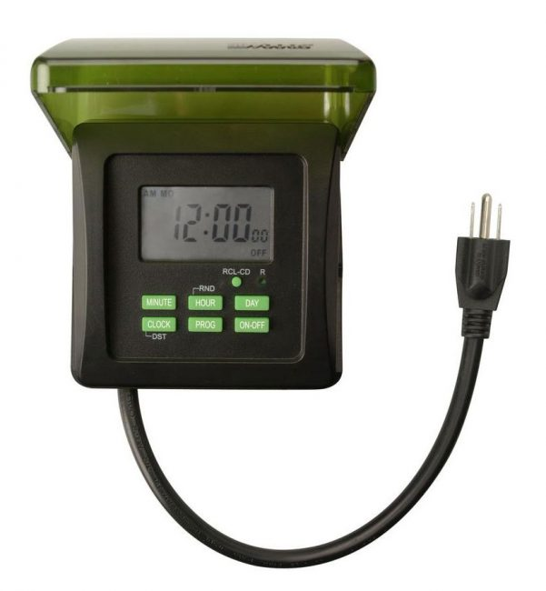 Woods 50015 Outdoor Digital Timer