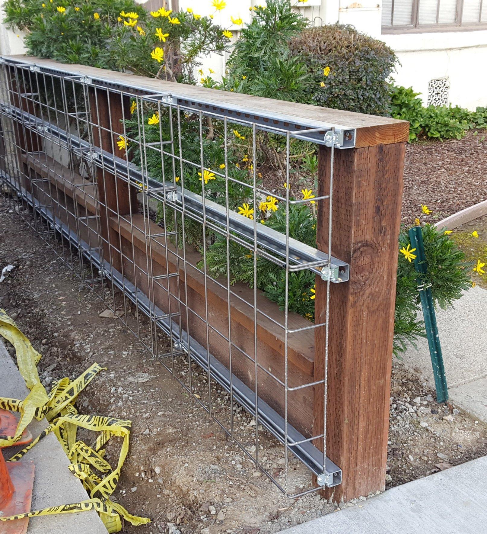Florafelt Pro System Plants On Walls